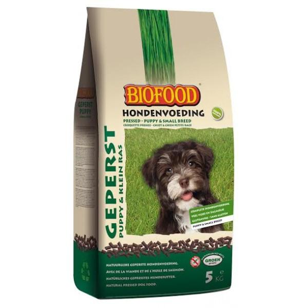 croquettes biofood sans gluten 5kg petits chiens et chiots 10143 bio et naturel pour chien. Black Bedroom Furniture Sets. Home Design Ideas
